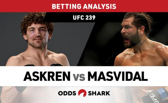 UFC 239: Askren vs Masvidal Preview and Pick