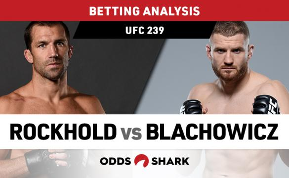 UFC 239: Rockhold vs Blachowicz Preview and Pick
