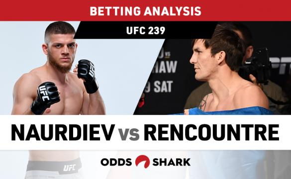 UFC 239: Naurdiev vs Rencountre Preview and Pick
