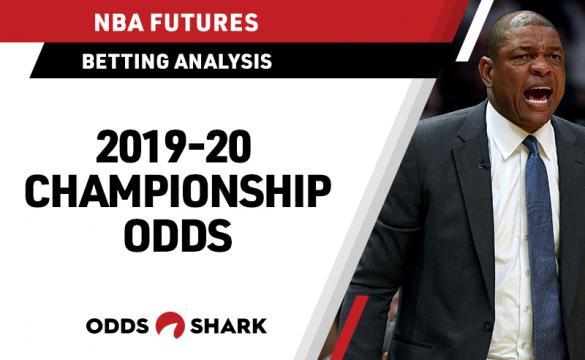 NBA Championship Betting Odds July 6, 2019
