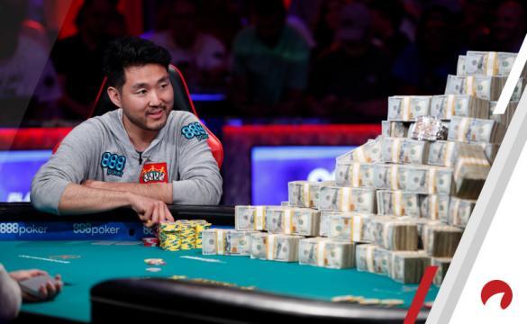 WSOP Main Event cash