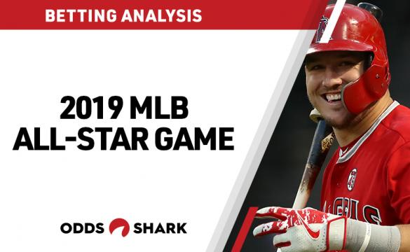 mlb all-star game odds