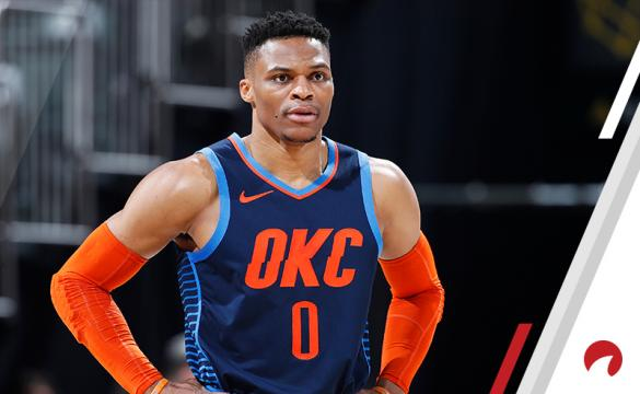 Russell Westbrook Betting Odds July 8 2019