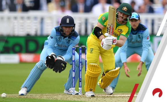 David Warner 2019 Cricket World Cup Betting Odds England vs Australia Semifinal