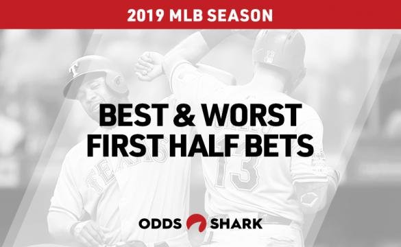 2019 MLB Best and Worst Bets
