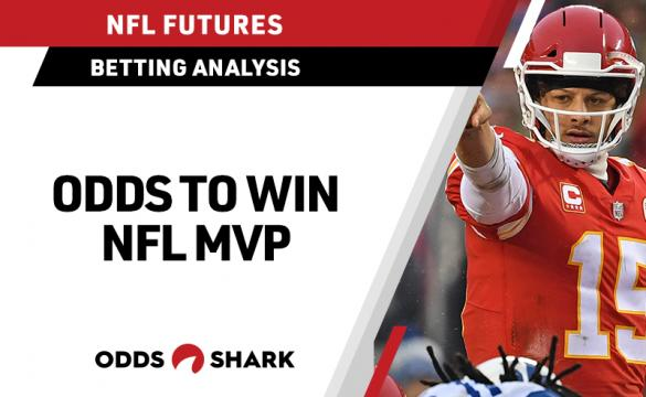 NFL MVP 2019 Betting Odds July 10