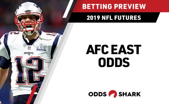 AFC East Betting Preview 2019