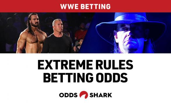 Drew McIntyre and Shane McMahon meet Roman Reigns and The Undertaker in the Main Event at WWE Extreme Rules