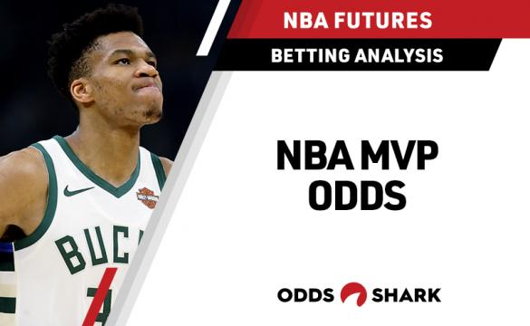 NBA MVP BETTING ODDS July 11, 2019