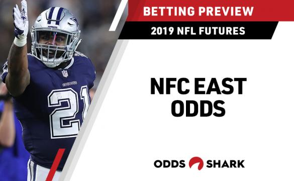 NFC East Betting Odds July 16, 2019