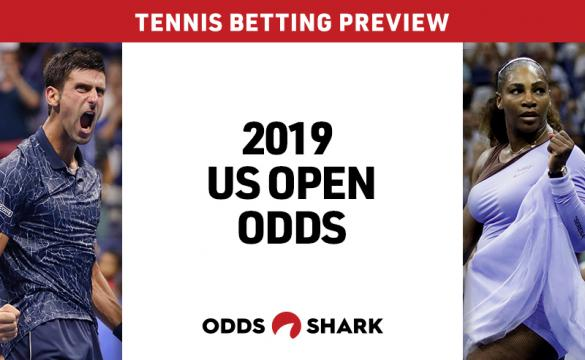US Open 2019 Tennis Betting Odds July 15