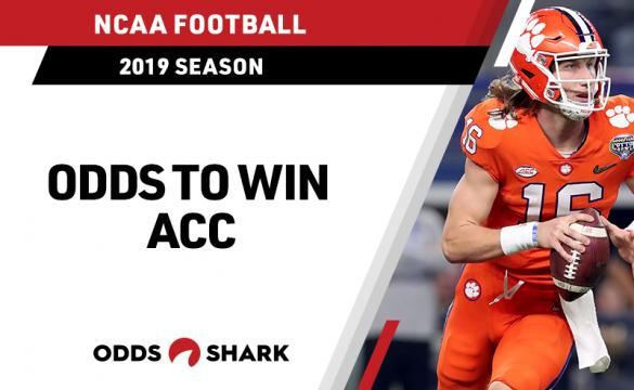 ACC Football Conference Betting Odds 2019