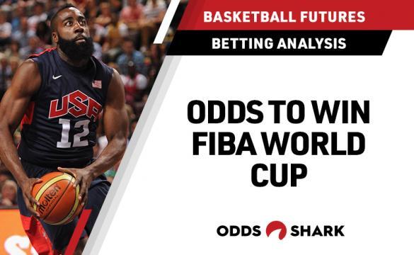 FIBA World Cup Betting Odds 2019
