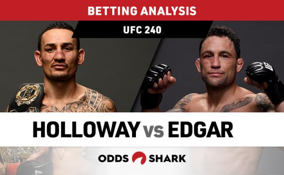 UFC 240 Betting Odds and Picks