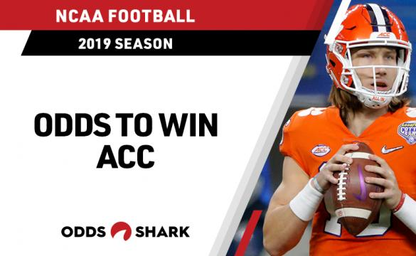 ACC FOOTBALL BETTING ODDS JULY 18, 2019