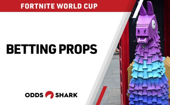 Fortnite Betting Props Odds