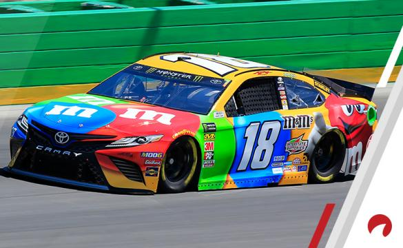 Kyle Busch is the favorite in the New Hampshire Motor Speedway Odds.
