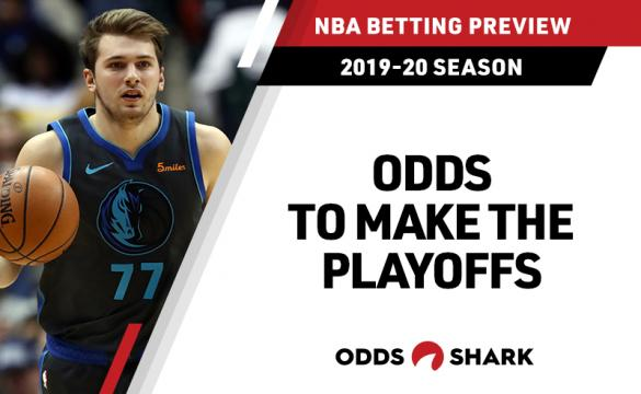 NBA Odds To Make Playoffs 2020 Season July 18