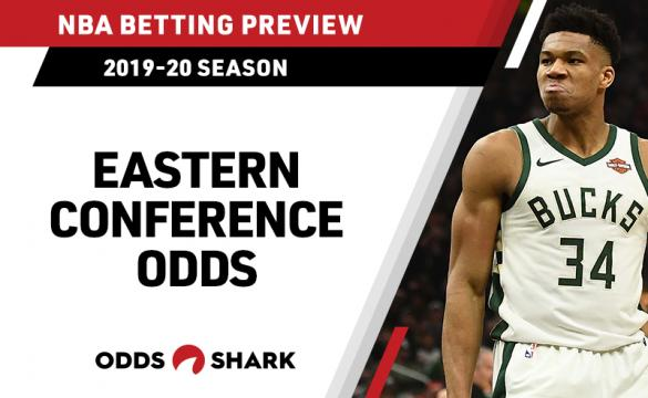 NBA Eastern Conference Betting Odds July 19, 2019