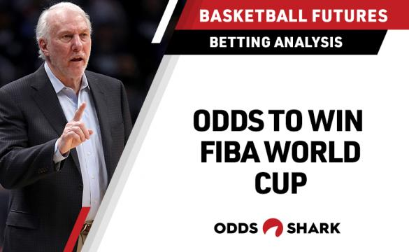 FIBA World Cup Betting Odds 2019