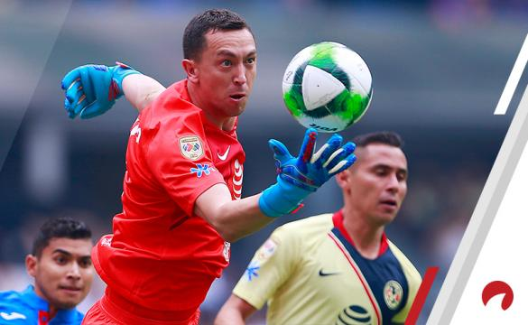 Agustin Marchesin Club America Odds to Win 2019 Liga MX Apertura Mexico soccer