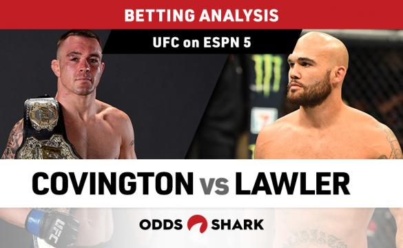 UFC on ESPN 5 Betting Odds