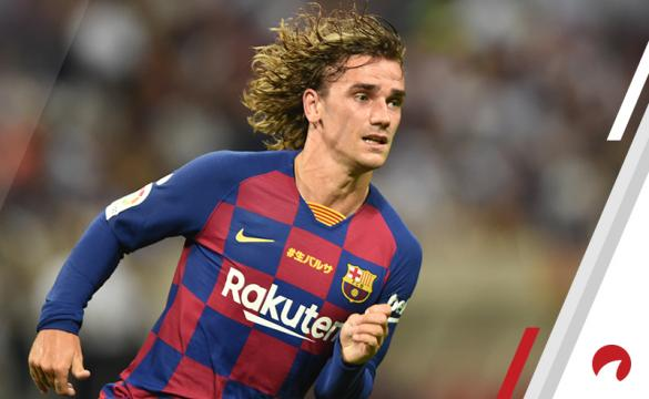 Antoine Griezmann Odds to Win 2019-20 La Liga Title soccer Spain transfer window