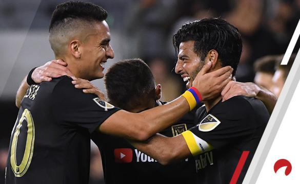 2019 MLS Futures Odds Los Angeles FC Carlos Vela Eduard Atuesta Diego Rossi