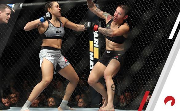 Amanda Nunes vs Cris Cyborg II Odds
