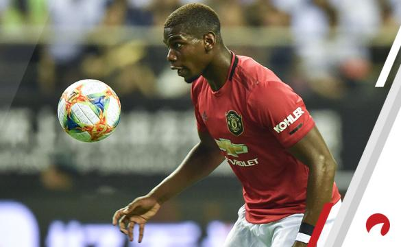 Paul Pogba Manchester United 2019-20 Odds to Win Europa League Soccer Futures