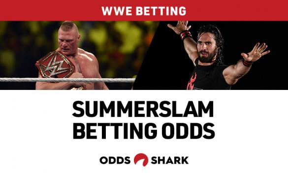 WWE SummerSlam odds have hit the board, and there's no shortage of value available for wrestling bettors.