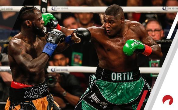 Deontay Wilder vs Luis Ortiz II Odds