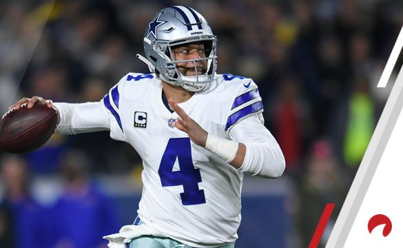 Dak Prescott New NFL Contract Aug 13, 2019