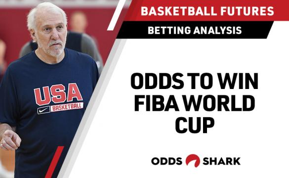 FIBA World Cup Betting Odds August 14, 2019