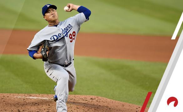 Ryu Dodgers MLB Betting