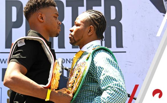 Spence Jr. vs Porter Betting Odds