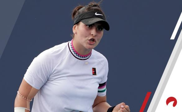 Bianca Andreescu Tennis Betting Props August 20, 2019