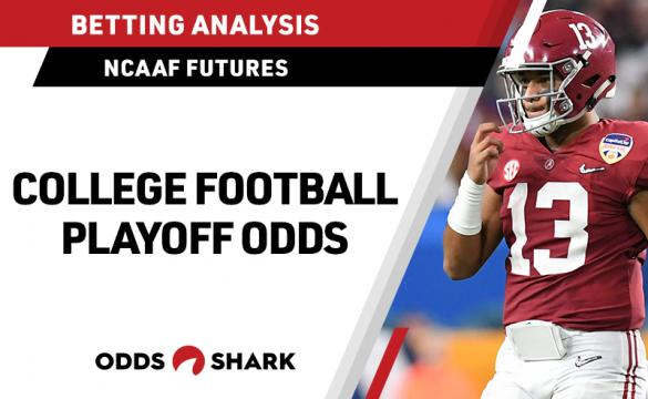 College Football Playoff Odds