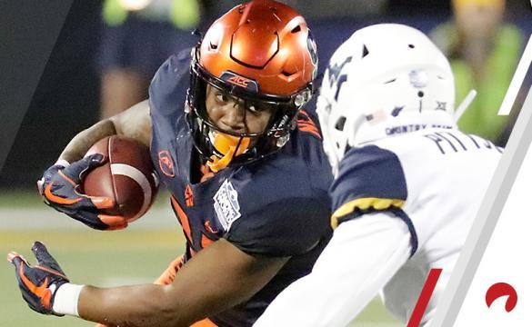 Moe Neal Syracuse Orange 2019 NCAAF Betting Preview Football