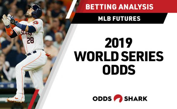 The Houston Astros are the World Series Betting Favorite