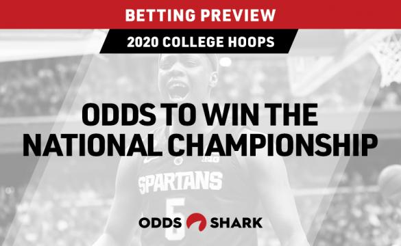 NCAA Basketball Championship Odds to Win August 23, 2019