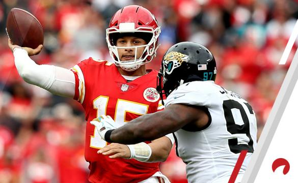 Patrick Mahomes Chiefs vs Jaguars Betting Odds and Preview NFL Football