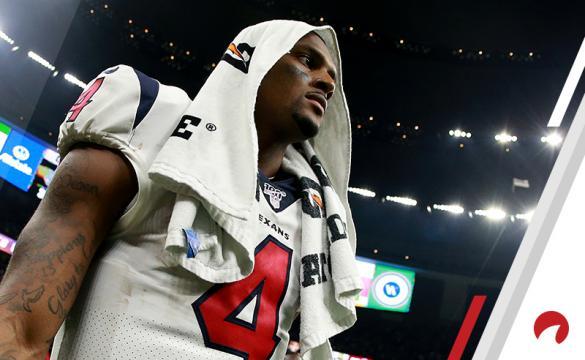 Deshaun Watson NFL Football Betting Preview Jacksonville Jaguars vs Houston Texans
