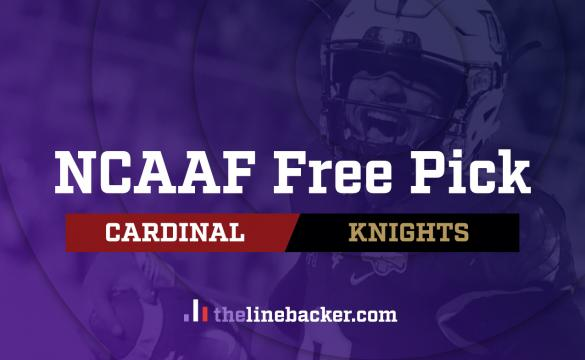 NCAAF Free Pick From Linebacker: Stanford Cardinal vs UCF Knights