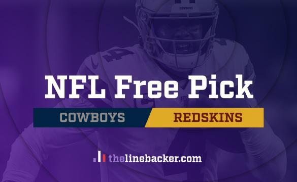 NFL Free Pick Linebacker Cowboys vs Redskins
