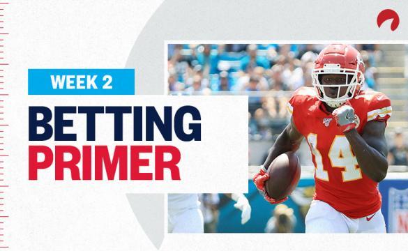 Week 2 NFL Betting 2019