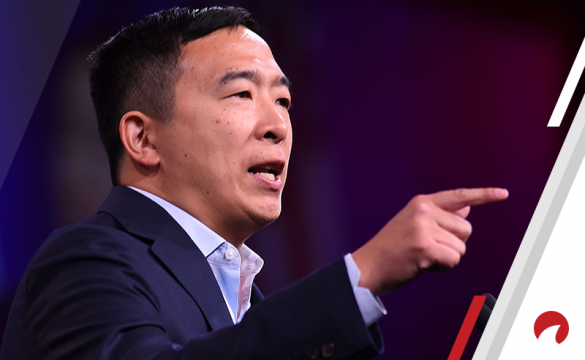 Andrew Yang Challenges Ted Cruz to a Basketball Game