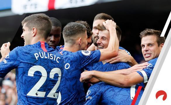 Previa para apostar en el Chelsea Vs Valencia de la Premier League 2019-20