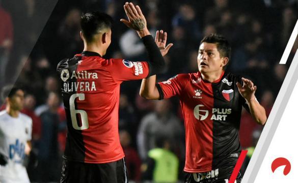 Previa para apostar en el Colón Vs Atlético Mineiro de la Copa Sudamericana 2019