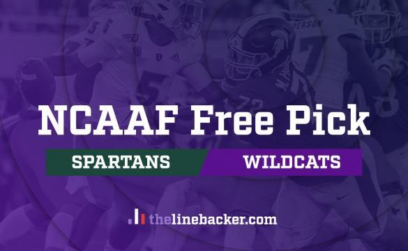NCAAF Free Pick From Linebacker: Michigan State vs Northwestern